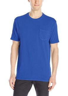 Lucky Brand Men's Pocket Crew-Neck Shirt