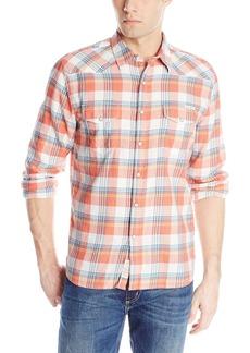 Lucky Brand Men's Radnor Western Shirt