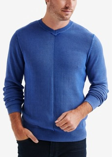 Lucky Brand Men's Regular-Fit V-Neck Sweater