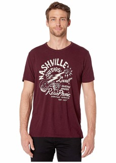 Lucky Brand Men's Reso Phonic Nashville Tee  XL