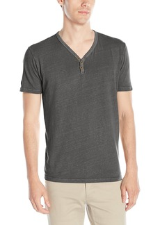 Lucky Brand Men's Salt Point Y-Neck Shirt  Large