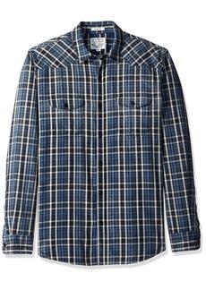 Lucky Brand Men's Santa Fe Western Shirt