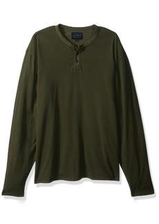 Lucky Brand Men's Saturday Stretch Henley Shirt  M