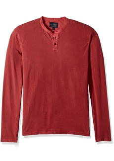 Lucky Brand Men's Saturday Stretch Henley Shirt  S