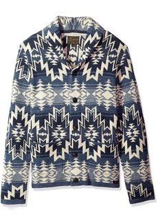 Lucky Brand Men's Shawl Collar Cardigan Sweater  XXL