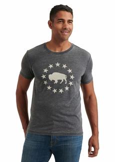 Lucky Brand Men's Graphic Tee Shirt