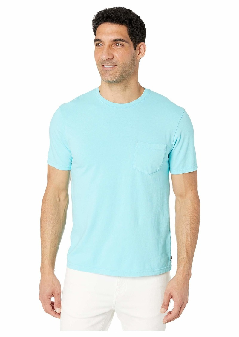 Lucky Brand Men's Short Sleeve SUNDRY Pocket TEE  M