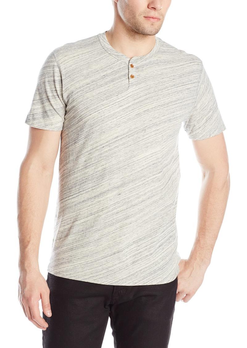 Lucky Brand Men's Slub Notch T-Shirt