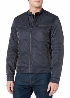 Lucky Brand Men's Spafford Moto Hipster Jacket