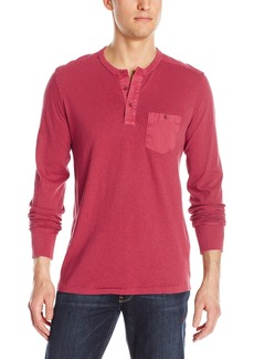 Lucky Brand Men's Surfside Henley Shirt