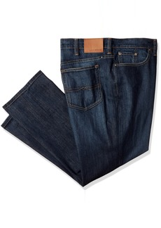 LUCKY BRAND Men's Big and Tall Big & Tall 329 Classic Straight Jean in  46X30