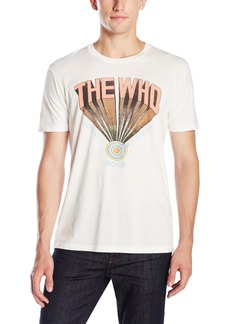 Lucky Brand Men's The Who Burst Graphic Tee