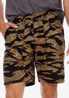 """Lucky Brand Men's Tiger Cargo 10"""" Shorts"""