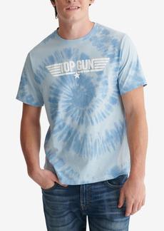 Lucky Brand Men's Top Gun Tie Dye T-shirt