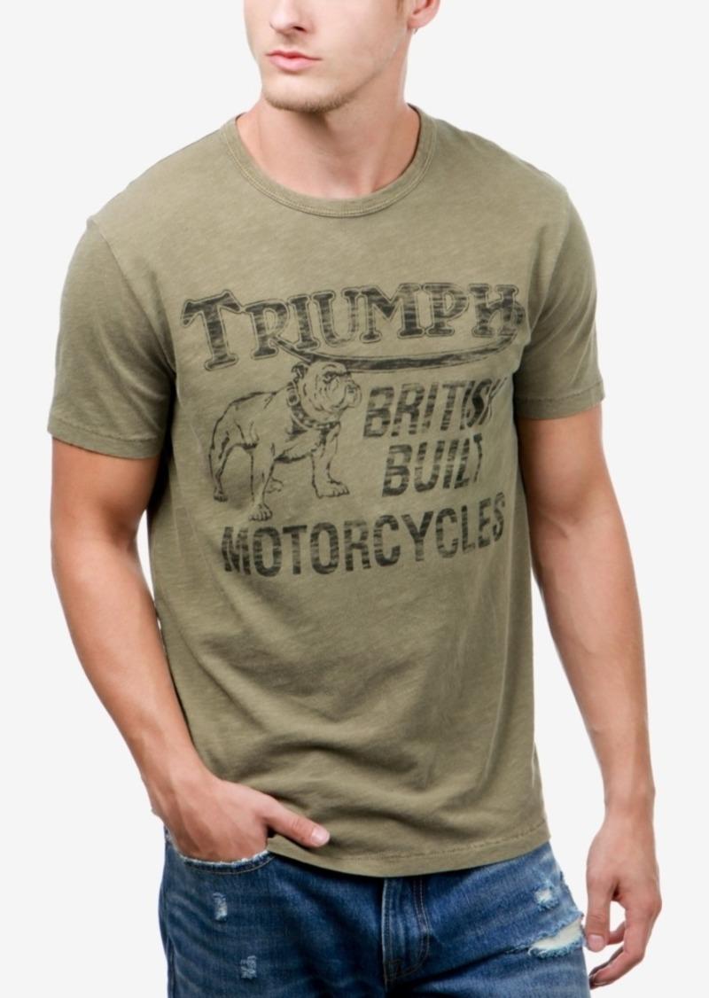 e67eeb7bf Lucky Brand Lucky Brand Men's Triumph Graphic-Print T-Shirt | T Shirts