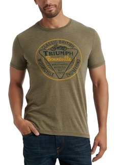 Lucky Brand Men's Triumph Seal Graphic T-Shirt