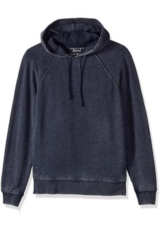Lucky Brand Men's Venice Burnout Hooded Sweatshirt  S