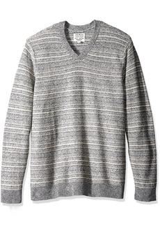 Lucky Brand Men's Ventura V-Neck Sweater  Large