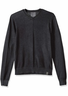 Lucky Brand Men's Washed V Neck Sweater  XXL