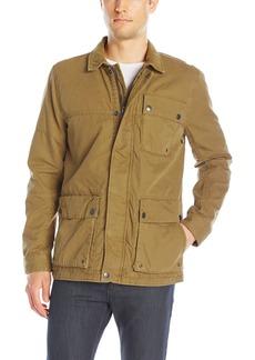 Lucky Brand Men's Waxed Barn Jacket  X-Large