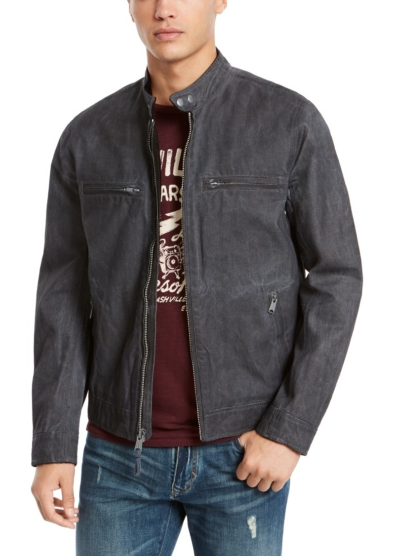Lucky Brand Men's Waxed Bonneville Jacket