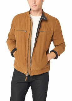 Lucky Brand Men's Waxed Bonneville Jacket  L