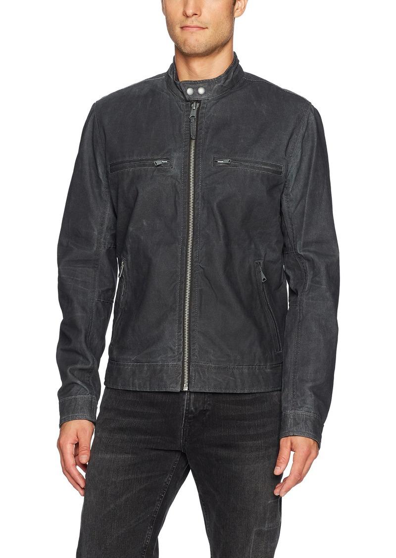 Lucky Brand Men's Waxed Canvas Bonneville Jacket  XXL