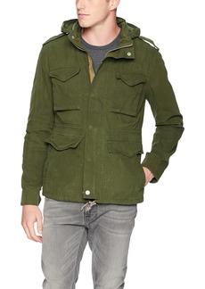 Lucky Brand Men's Waxed M-65 Field Jacket  M