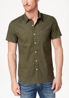 Lucky Brand Men's Weekend Explorer Pocket Shirt