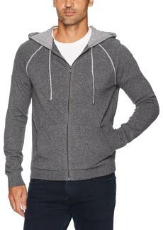 Lucky Brand Men's Welterweight Hooded Sweatshirt  XL