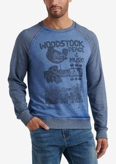Lucky Brand Men's Woodstock Graphic Sweatshirt