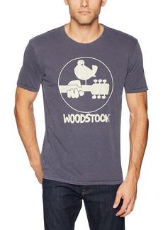 Lucky Brand Men's Woodstock Logo Graphic TEE  XXL