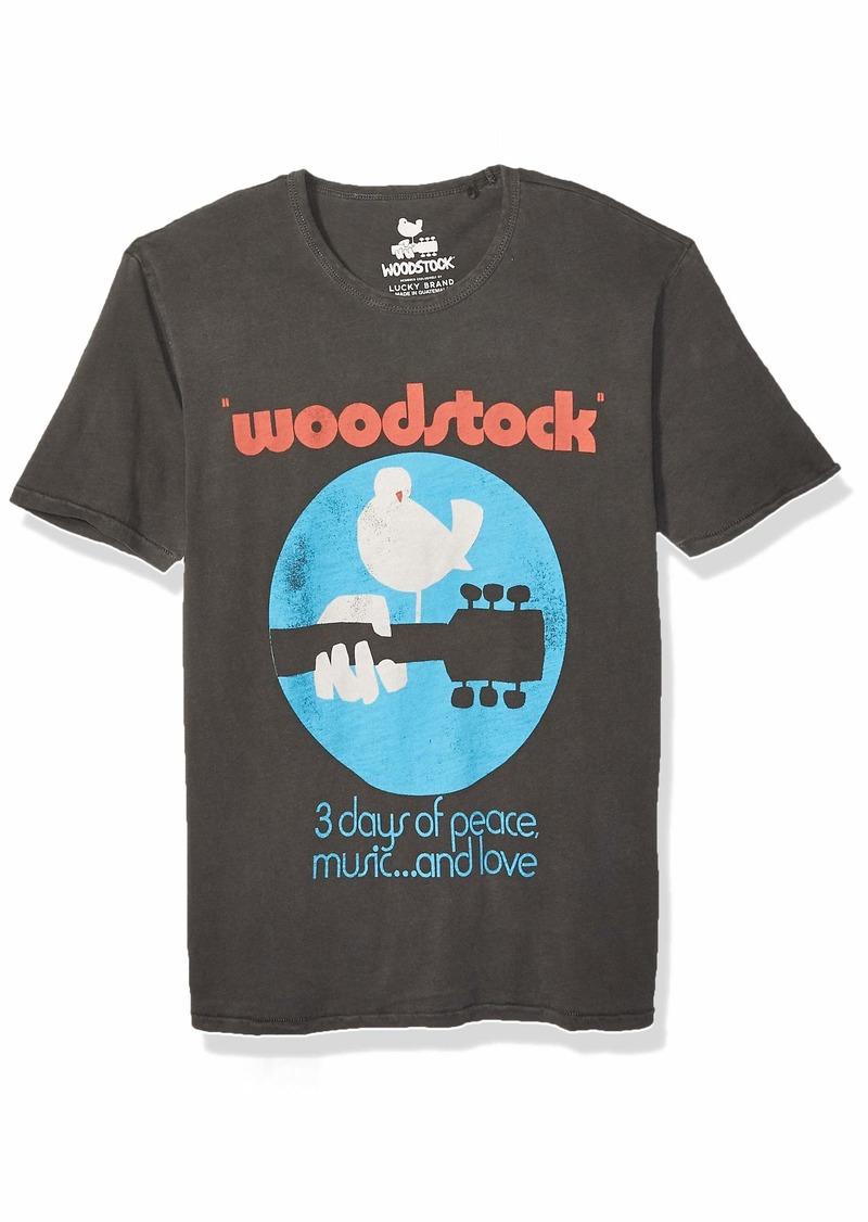 Lucky Brand Men's Woodstock TEE  M