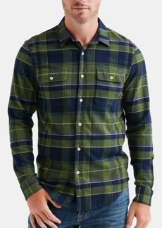 Lucky Brand Men's Workwear Plaid Shirt