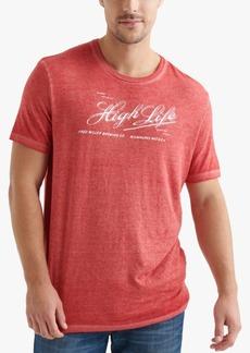 Lucky Brand Miller High Life Men's Graphic T-Shirt