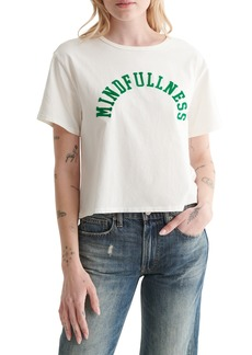 Lucky Brand Mindfulness Short Sleeve Graphic Tee