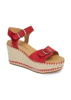 Lucky Brand Naveah III Espadrille Wedge Sandal (Women)