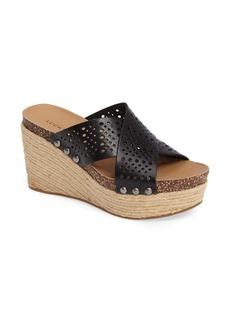 Lucky Brand Neeka Espadrille Wedge Mule (Women)