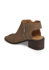 Lucky Brand Nelwyna Perforated Bootie Sandal (Women)