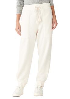 Lucky Brand Nubby Fleece Jogger Pants