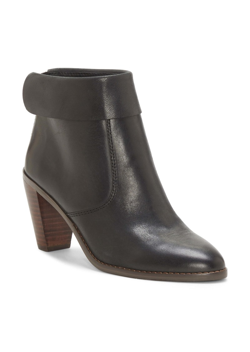 Lucky Brand Nycott Leather Bootie (Women)