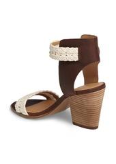 Lucky Brand Oakes Ankle Strap Sandal (Women)