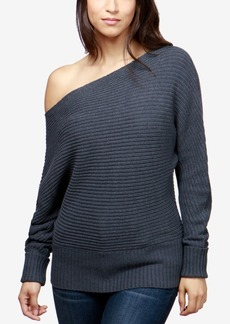 Lucky Brand Off-The-Shoulder Sweater