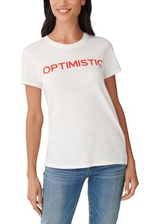 Lucky Brand Optimistic Graphic Tee