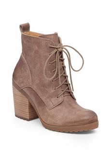 """Lucky Brand® """"Orsander"""" Lace-Up Booties"""
