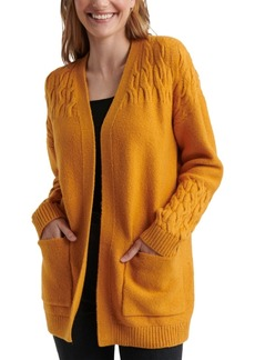 Lucky Brand Oversized Cardigan