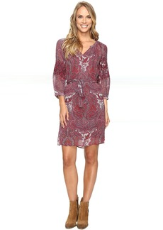Lucky Brand Paisley Dress