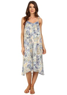 Lucky Brand Paisley Garden Dress