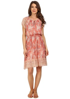 Lucky Brand Paisley Haze Dress