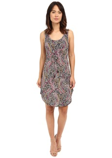 Lucky Brand Paisley Printed Dress